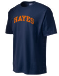 The Hayes High School t-shirt is destined to become your favorite. This heavyweight cotton shirt is built with style, comfort, and durability in mind. And with so many colors to choose, you'll a different one for every day of the week!