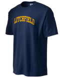The Litchfield High School t-shirt is destined to become your favorite. This heavyweight cotton shirt is built with style, comfort, and durability in mind. And with so many colors to choose, you'll a different one for every day of the week!