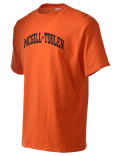 The McGill-Toolen High School t-shirt is destined to become your favorite. This heavyweight cotton shirt is built with style, comfort, and durability in mind. And with so many colors to choose, you'll a different one for every day of the week!