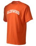 Glenwood School t-shirt.