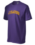 The J.U. Blacksher High School t-shirt is destined to become your favorite. This heavyweight cotton shirt is built with style, comfort, and durability in mind. And with so many colors to choose, you'll a different one for every day of the week!