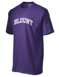 Blount t-shirt.