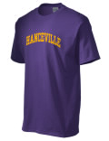 The Hanceville High School t-shirt is destined to become your favorite. This heavyweight cotton shirt is built with style, comfort, and durability in mind. And with so many colors to choose, you'll a different one for every day of the week!