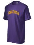 Evangel Christian Academy t-shirt.