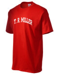 The T.R. Miller High School t-shirt is destined to become your favorite. This heavyweight cotton shirt is built with style, comfort, and durability in mind. And with so many colors to choose, you'll a different one for every day of the week!