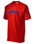 The Carver Birmingham High School t-shirt is destined to become your favorite. This heavyweight cotton shirt is built with style, comfort, and durability in mind. And with so many colors to choose, you'll a different one for every day of the week!