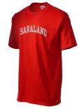 Saraland t-shirt.