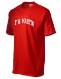 T.W. Martin t-shirt.