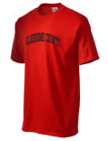 The Oxford High School t-shirt is destined to become your favorite. This heavyweight cotton shirt is built with style, comfort, and durability in mind. And with so many colors to choose, you'll a different one for every day of the week!