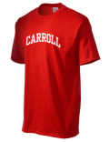 Carroll t-shirt.