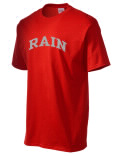 The B.C. Rain High School t-shirt is destined to become your favorite. This heavyweight cotton shirt is built with style, comfort, and durability in mind. And with so many colors to choose, you'll a different one for every day of the week!