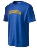 Coosa Christian t-shirt.