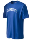 The Clarke County High School t-shirt is destined to become your favorite. This heavyweight cotton shirt is built with style, comfort, and durability in mind. And with so many colors to choose, you'll a different one for every day of the week!