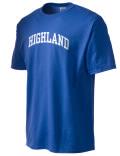 Highland Home t-shirt.