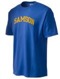 Samson t-shirt.
