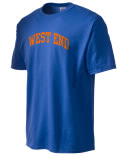 West End t-shirt.