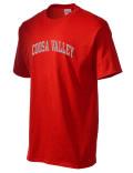 Coosa Valley Academy t-shirt.
