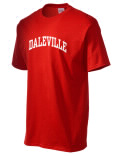The Daleville High School t-shirt is destined to become your favorite. This heavyweight cotton shirt is built with style, comfort, and durability in mind. And with so many colors to choose, you'll a different one for every day of the week!