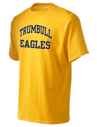 Trumbull High School Eagles Men's Essential T-Shirt