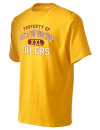East Alton Wood River High School Oilers Men's Essential T-Shirt