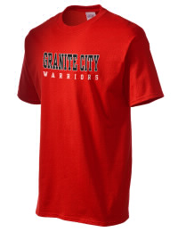Granite City High School Warriors Men's Essential T-Shirt