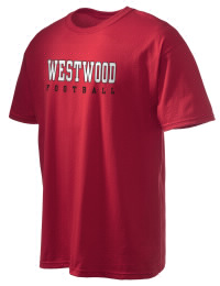 This custom Westwood High School Cardinals crewneck t-shirt with a seamless collar turns a classic into an ultra comfortable apparel choice. Customize this t-shirt with your favorite Cardinals design and personalize with your Westwood High School Cardinals year. Choose your custom design for your tee and wear this customized t-shirt proudly.