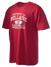 This custom Bellaire Middle School Big Reds crewneck t-shirt with a seamless collar turns a classic into an ultra comfortable apparel choice. Customize this t-shirt with your favorite Big Reds design and personalize with your Bellaire Middle School Big Reds year. Choose your custom design for your tee and wear this customized t-shirt proudly.