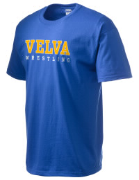 This custom Velva School Aggies crewneck t-shirt with a seamless collar turns a classic into an ultra comfortable apparel choice. Customize this t-shirt with your favorite Aggies design and personalize with your Velva School Aggies year. Choose your custom design for your tee and wear this customized t-shirt proudly.