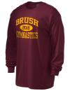 Brush High SchoolGymnastics