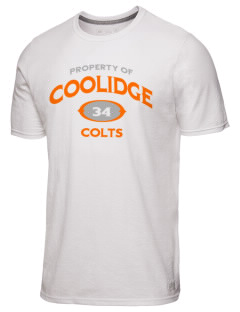 Get Coolidge Colts Apparel here
