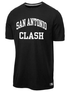 Get San Antonio Clash Apparel here